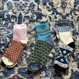 3 Pack of New Socks